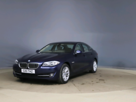 ***AUTOMATIC BMW, 5 SERIES, Saloon, 2011, 1995 (cc), 4 doors 1 Registe