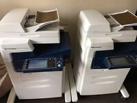 Xerox Colorqube 8900 Solid ink excellent condition A4 Color copiers printer scanner RRP £3k plus