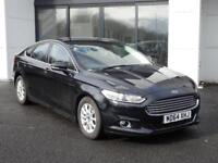2015 Ford Mondeo 1.6 TDCi ECOnetic Titanium Hatchback 5dr Diesel Manual