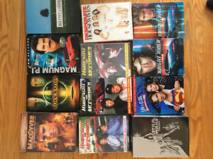 Your favorite DVD box sets of the 80's
