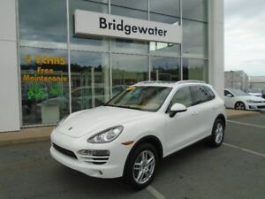 2012 PORSCHE CAYENNE FACTORY WARRANTY REMAINING