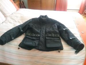 Manteau de moto Akoury