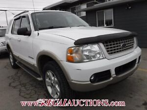 2005 FORD EXPLORER  4D UTILITY 4WD