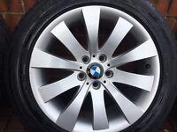Wheels. Bmw. Style 250