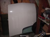 LOUVERED HOOD FOR 1957 FORD IN EXCELLENT COND