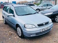2003/52 Vauxhall/Opel Astra 1.6i auto LS LONG MOT EXCELLENT RUNNER