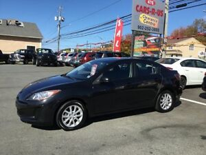 2013 Mazda MAZDA3 GX   NO TAX SALE!! month of December only!