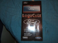 New FORD Rear Window Decal - $4.00 SHIPPING in Canada