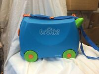 Kids travel suitcase