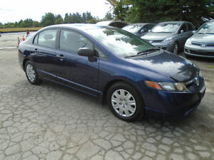 2006 Honda Civic Sedan Automatic | Priced to Sell Only $2999