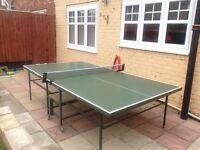 Tabble tennis ping pong £50