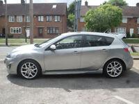 2010 Mazda Mazda3 2.3 MPS 5DR 59 REG Petrol Grey