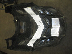 ARCTIC CAT HOOD USED AND FAIR SHAPE AS IS Prince George British Columbia image 5