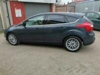2013 Ford Focus 1.0 EcoBoost Zetec 5dr HATCHBACK Petrol Manual