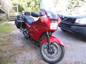 Kawasaki concours 2000