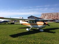 Cessna 172 aircraft for sale