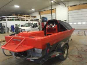 2003 16' Outlaw Boat for Sale