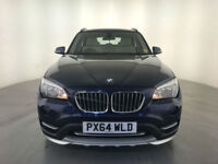 2014 BMW X1 XDRIVE18D XLINE DIESEL 4 WHEEL DRIVE FULL LEATHER SERVICE HISTORY