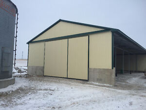 Steel Pole Barns, Garages, Workshops Windsor Region Ontario image 2