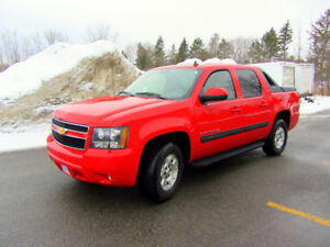 2010 Chevrolet Avalanche LT Other