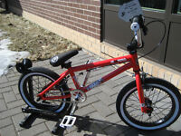 "SALE kid's 8 and Under 16"" wheel WeThePeople Seed stunt BMX"