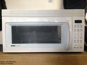 White Microwave For Sale