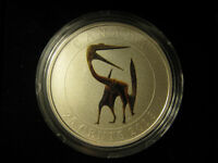 2013 - Quetzalcoatlus DINOSAURE - 25 CENTS GLOW IN THE DARK