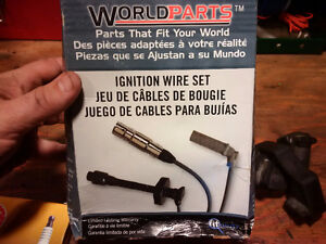 Plugs and Wires for Chrysler 2.4L engine - still in box