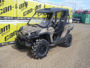 2013 Can-Am Commander 1000 XT Camo Hunting Edition for sale!