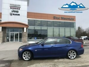 2007 BMW 3 Series   ACCIDENT FREE, MANUAL