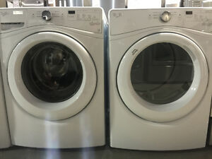 Whirlpool Front Load Washer & Dryer