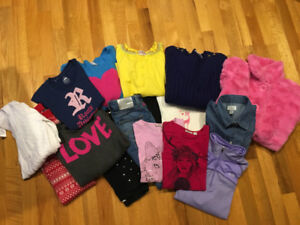 7-8 Girls Clothes 16 items