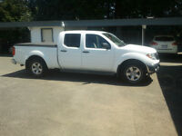 2012 Nissan Frontier 4x4 Extra Cab