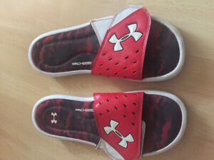 Under armour size 12
