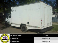 GENERAL MOVING SERVICES - 780-292-6572 - SMALL HAULERS