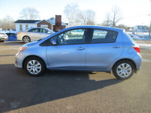 2014 TOYOTA YARIS LE HATCHBACK TRADE WELCOME