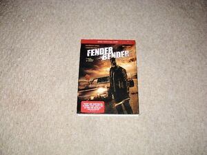 FENDER BENDER DVD FOR SALE!