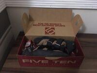 Five Ten Anasazi Climbing Shoes - UK Size 8.5