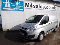 Ford Transit Custom 270 TREND LR, SWB, 100PS