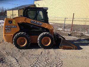 2014 Case SV-185 Skid Steer Winnipeg Manitoba image 2