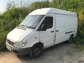 Mercedes-Benz Sprinter 2.2TD 311CDi MWB, 55reg, for sale