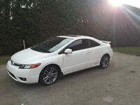 2007 Honda Civic Si 6speed fully equipped