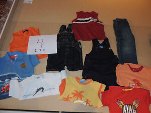 Boy quality clothes at cheap prices-Size 4-See ad for details