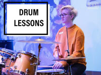 Drum Lessons (in-home or my studio) *First 30min lesson is free!