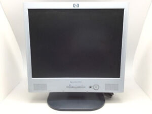 """RARE 15"""" HP LCD computer monitor in excellent conditions"""