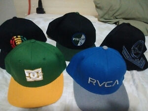 SMALL TO MEDIUM SIZE BALL HATS