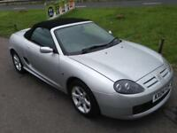 2004 MGF TF 1.8 135 Convertible - Only 71000 Miles