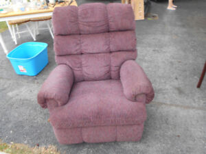 lazyboy rocker recliner excellent shape
