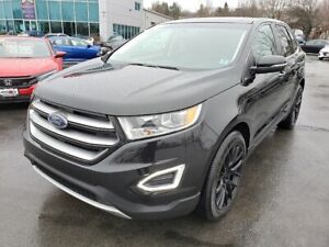 2015 Ford Edge SEL / AWD / Nav / Leather