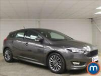 2018 Ford Focus 1.0 EcoBoost 140 ST-Line Navigation 5dr Hatchback Petrol Manual